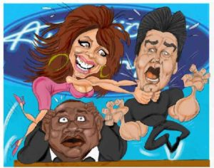 American Idol Caricature