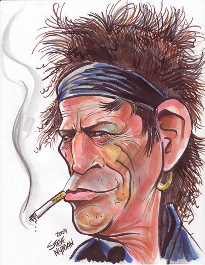 keith-richards-caricature